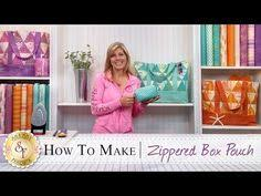 how to make a fat quarter tote with jennifer bosworth of shabby