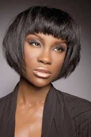 layered hairstyles with bangs for african americans that hairs thinning out 25 short bob hairstyles for black women bob hairstyles 2017 short