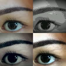 Eyebrow Tattoo Before And After Before U0026 After Pics Embroidery Tattoo Eyebrows Youtube