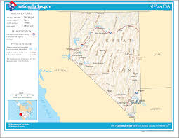 Montana State Map Map Of Nevada Street Map Worldofmaps Net Online Maps And