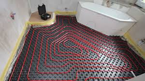 fußbodenheizung badezimmer fußbodenheizung für badezimmer eben bild der bad fussbodenheizung