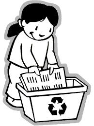earth day coloring page recycling ecology free printable