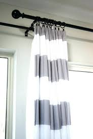 Navy And White Striped Curtains Black And White Striped Curtains Ed Ex Me