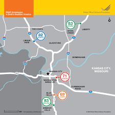 kansas city metro map kansas city mo map expectancy disparties infographic rwjf