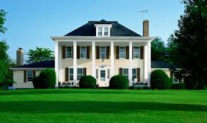 revival homes exterior paint colors for federal revival homes