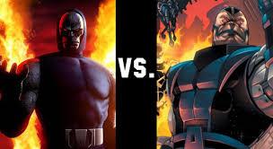 Sentry Vs Thanos Whowouldwin Darkseid Vs Apocalypse Who Would Win