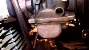 tank petcock lines to carb suzuki gs 850 1979 youtube