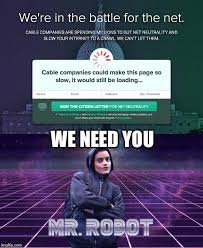 I Robot Meme - we need mr robot pcmasterrace