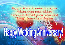New Wedding Anniversary Message To Wedding Anniversary Wishes And Messages 365greetings Com
