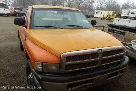 Dodge Ram Orange - 2001 dodge ram 2500 pickup truck item db3847 sold april