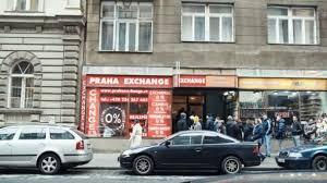 bureau de change republique prague république tchèque 24 décembre 2016 bureau de change de