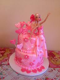 barbie doll princess cake buttercream cakes cookies