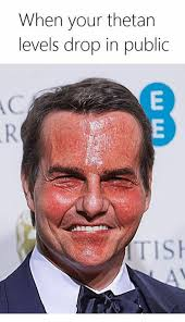 Tanning Meme - when your the tan levels drop in public tish tanning meme on sizzle