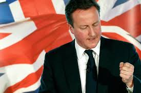 election 2015 live tebbit camerons snp scare tactics the tories are now the party of the many labour is the party of