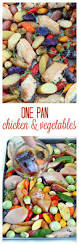 Roasted Vegetables Recipe by One Pan Roasted Chicken And Vegetables Recipe