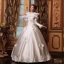 winter wonderland wedding dresses luxury brides