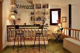 Hotel Mini Bar Cabinet Bar In Living Room Living Room Bar Counter And Reading Area Mini