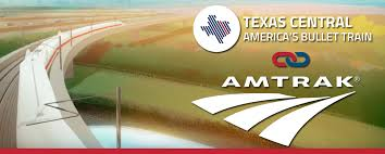 Texas How Far Does A Bullet Travel images Texas central amtrak reach agreement to link bullet train and png