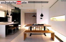 Bar In Wohnzimmer Offene Küche Wohnzimmer Abtrennen Home Design Ideas Die Offene