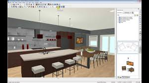 Designer Kitchen Island by Home Designer Software Kitchen Webinar Youtube