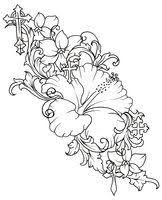 butterfly tattoos and designs page 453 hibiscus and butterfly