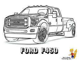 jet truck coloring page ford truck coloring pages 01 exercise pinterest ford trucks
