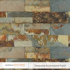 Stone Veneer Kitchen Backsplash Wall Decor Various Color And Shape Of Stone Veneer Panels For