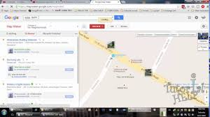 Google Maps Maker How To Add Place In Google Map 2016 Youtube