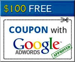 free google adwords coupon codes webnots
