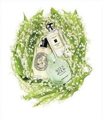 of the valley bouquet fragrances for of the valley wedding bouquets brides