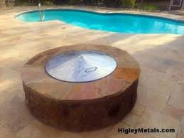 Higley Fire Pits by Minnesota Fire Pits Higley Welding Fire Pit Spark Screens Metal