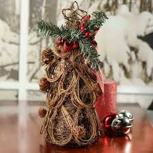 twig christmas tree grapevine twig christmas tree table decor christmas and winter