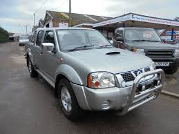 pathfinder nissan 2003 2003 53 nissan navara 2 5 turbo diesel double cab 30 cars in