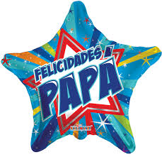 fathers day balloons s day balloons 18 felicidades papa 1ct