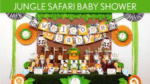 safari baby shower favors jungle safari baby shower party ideas jungle safari s50