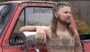 National Guard Memes - almost politically correct redneck memes quickmeme