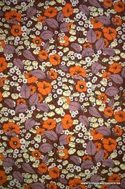 70s floral wallpaper just like my bedroom wallpaper when i was