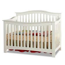 Pali Design Com Pali Bolzano Forever Crib In White Free Shipping 529 99