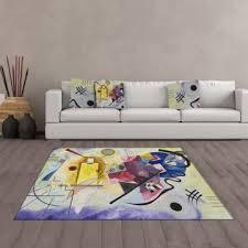 tappeto in microfibra tappeti living