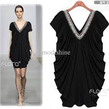 women u0027s dresses plus size dress summer dress black color fashion