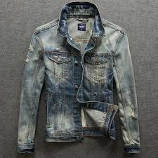 how to wash light colored clothes european american retro design men jacket high quality nostalgia