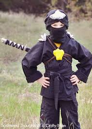 sewing pattern ninja costume sewing for boys archives scattered thoughts of a crafty mom by