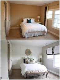 Before And After Bedroom Makeovers - staging before and after pictures of this bedroom at 3025 blaine