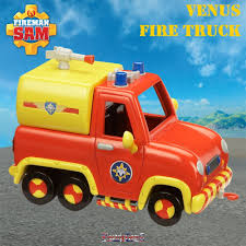 sam venus fire truck push vehicle