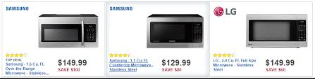 black friday microwave oven best microwave deals for black friday 2015 sales u0026 coupons the