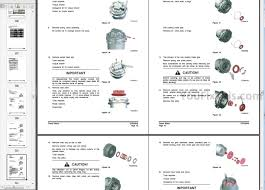 doosan dx series mini excavators shop manuals youfixthis