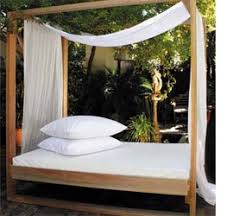 home dzine garden relax outdoors in a daybed