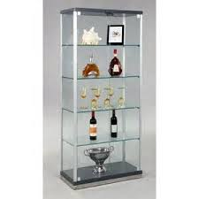 Modern Curio Cabinets Modern Curio Cabinet Glass For Living Room Furniture Modern Curio