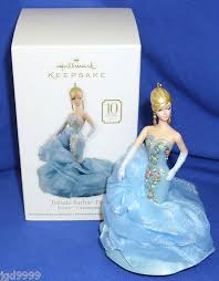 hallmark ornament tribute doll 2011 10th anniversary
