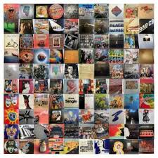 album sleeves a personal top ten by the who designed the